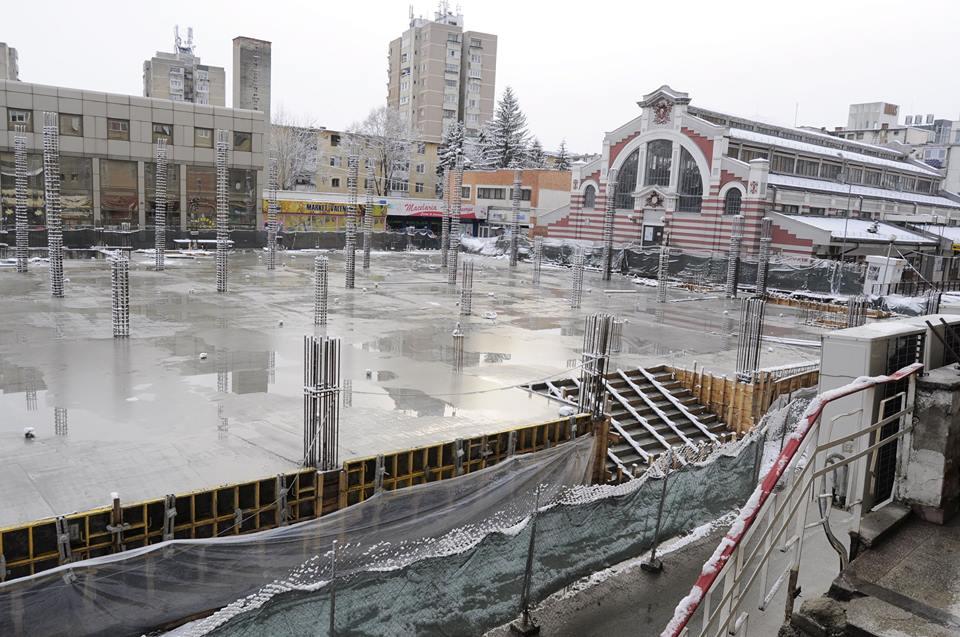 Piaţa Centrală, Platoul Central, Gara Râmnicu Vâlcea - finalizate în 2016 - Ramnicu Valcea Week